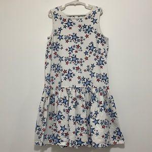 Lands' End Stars Dress Americana